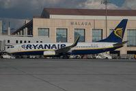 EI-DCT @ AGP - Ryanair Boeing 737-800