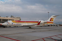EC-HSH @ AGP - Air Nostrum Regionaljet