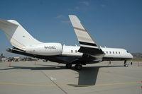 N421SZ @ KCMA - Camarillo Airshow 2008