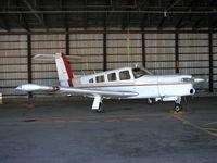 N39673 @ KFCM - Parked inside the hangars at Thunderbird. - by Mitch Sando