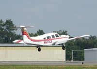N633CB @ DTN - Landing at Downtown Shreveport. - by paulp