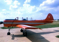 N7078Y @ GKY - Yak 52 at Arlington, Municipal - by Zane Adams