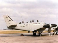 67-18113 @ BRO - US Army RU-21A Ute at Brownsville, TX