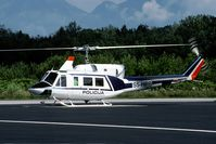 S5-HPB @ LJLJ - The Slovenian Police operates just a single AB-212. - by Joop de Groot