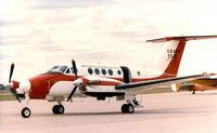 78-23140 @ FTW - US Army C-12D Huron - by Zane Adams