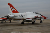 165616 @ ADW - T-45C at NAF Washington - by J.G. Handelman