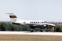 78-23137 @ GKY - US Army C-12C Huron - this aircraft my be currently registered as N200ET - by Zane Adams