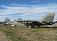 68-0284 @ BAD - On display at the Eighth Air Force Musem at Barksdale Air Force Base, Louisiana. - by paulp