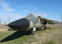 68-0284 @ BAD - On display at the Eighth Air Force Meseum at Barksdale Air Force Base, Louisiana. - by paulp