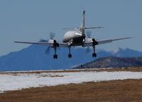 N266M @ KAPA - On final approach to 17L. - by Bluedharma