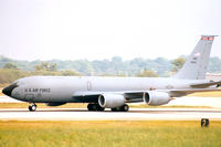 59-1502 @ NFW - USAF KC-135 at Carswell AFB - by Zane Adams