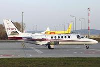 YU-BVV @ LOWW - Flight to VIE/LOWW