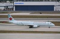 C-FNAP @ KFLL - ERJ 190-100 IGW - by Mark Pasqualino