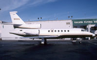 N198M @ KBFI - Seen here as N158M this airframe is currently registered N198M as posted