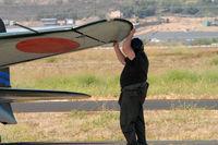 N712Z @ KCMA - Camarillo Airshow 2008
