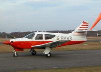 G-BMWR @ EGLK - NICE RESIDENT COMMANDER - by BIKE PILOT