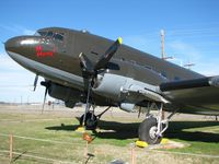 43-16130 @ BAD - C-47A Skytrain on display at the Eighth Air Force Museum at Barksdake Air Force Base, Louisiana. - by paulp