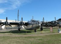 44-48781 @ BAD - B-24J Louisiana Belle II' on display at the 8th Air Force Museum at Barksdale Air Force Base, Louisiana. - by paulp