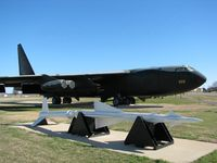 56-0629 @ BAD - B-52D on display at the 8th Air Force Museum at Barksdale Air Force Base, Louisiana. - by paulp