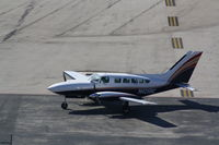 N425RC @ KFLL - Cessna 402C - by Mark Pasqualino