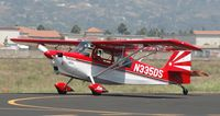 N335DS @ KCMA - Camarillo Airshow 2008