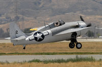 N86572 @ KCNO - Chino Airshow 2008 - by Todd Royer