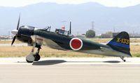 N712Z @ KCNO - Chino Airshow 2008