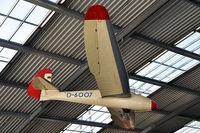 D-6007 @ EDNX - at Oberschleissheim museum - by Volker Hilpert