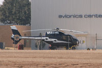 N555MS @ GKY - At American Eurocopter - Grand Prairie, TX