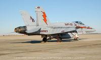 164881 @ ADW - Marine Squadron C.O. - by J.G. Handelman