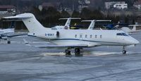 D-BSKY @ LOWI - Private Bombardier BD-100-1A10 Challenger 300 - by Thomas Vavra