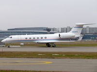 N697A @ LSZH - Gulfstream Aerospace Gulfstream V N697A BLC Corp - by Alex Smit