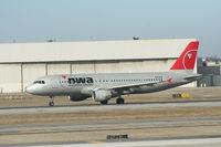 N378NW @ DTW - Northwest A320