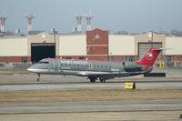 N8524A @ DTW - Pinnacle CRJ-200