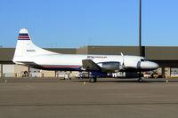 N991FL @ DFW - IFL Convair on the DFW west freight ramp