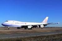 B-18701 @ DFW - China Air Cargo at DFW