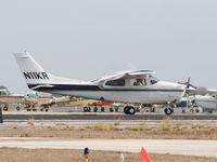 N11KR @ SEF - Cessna T210L