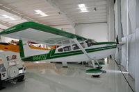 N44TU @ SEF - Cessna A185