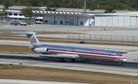 N437AA @ KFLL - MD-83 - by Mark Pasqualino
