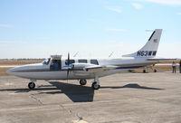 N63WW @ SEF - Smith (Piper) Aerostar 601P