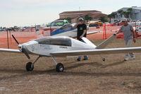 N123EL @ SEF - Electra Flyer (Electric Plane)