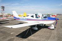 N125LS @ SEF - Costruzioni Aeronautiche Tecna P2002 Sierra