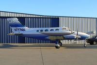 N777NN @ GKY - At Arlington Municipal - Cessna 414