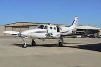 N340TS @ GKY - At Arlington Municipal - Cessna 340