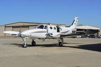 N340TS @ GKY - At Arlington Municipal - Cessna 340