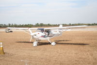 N340TP @ SEF - Aeropro Eurofox