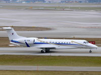 A6-PJE @ LSZH - Embraer ERJ135BJ Legacy 600 A6-PJE Prestige Jet Rental - by Alex Smit