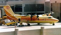 N60RA @ DFW - Rio Airways Dash 7 at DFW