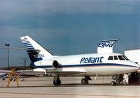 N810RA @ GKY - Reliant Air Cargo at Arlington Municipal