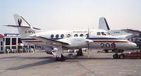 G-BPZL @ LFPB - BAe Jetstream Super 31 of American Eagle at the Aerosalon 1989, Paris